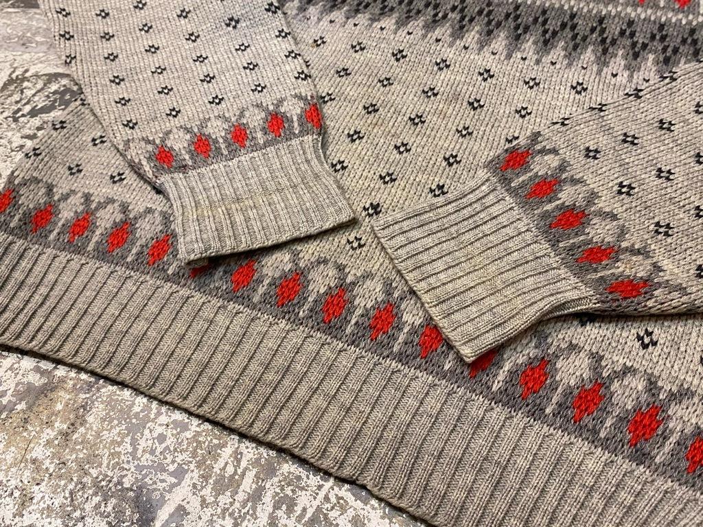 KnitSweater!! P.S)本日、1月5日(火)は定休日です!(マグネッツ大阪アメ村店)_c0078587_21021744.jpg