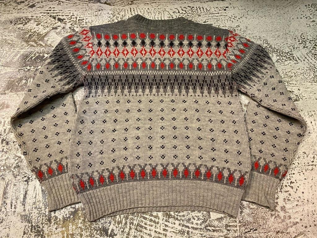 KnitSweater!! P.S)本日、1月5日(火)は定休日です!(マグネッツ大阪アメ村店)_c0078587_21022075.jpg