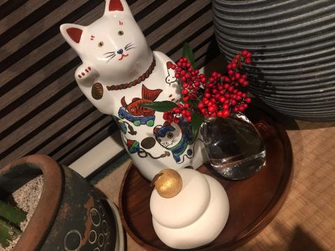 招き猫/yoshi_d0135801_12583874.jpg