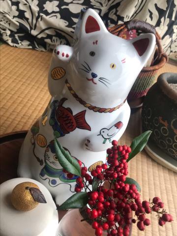 招き猫/yoshi_d0135801_12592302.jpg