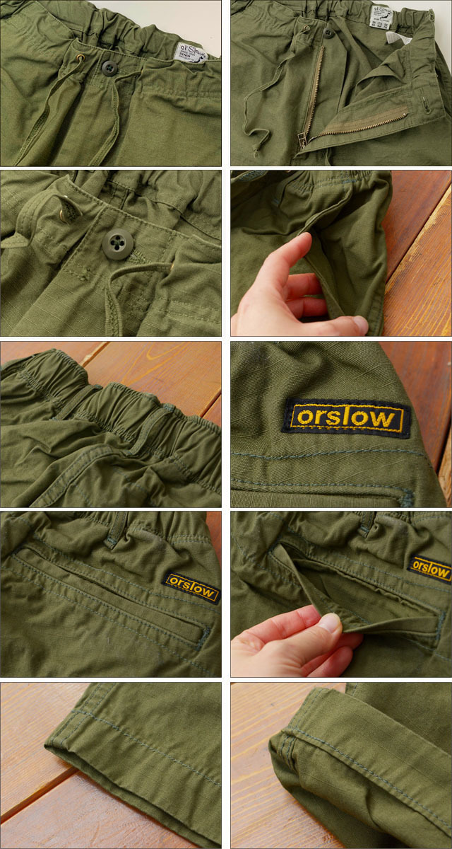 orslow[オアスロウ] UNISEX NEWYORKER ARMY PANTS [03-1002-76] ユニセックス ニューヨーカーアーミーパンツ MEN\'S/LADY\'S _f0051306_14182237.jpg