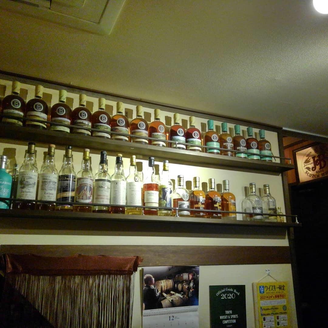 ~おじゃ丸の他店お邪魔します~「Bar Laddie」_e0120837_16562634.jpg