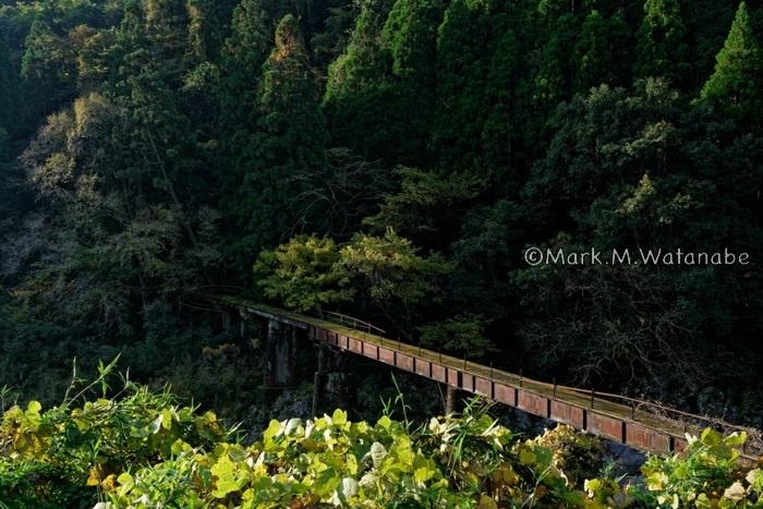 内大臣森林鉄道鉄橋跡_e0135098_00260095.jpg