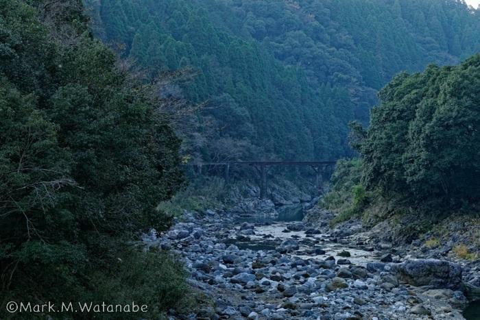 内大臣森林鉄道鉄橋跡_e0135098_00262153.jpg