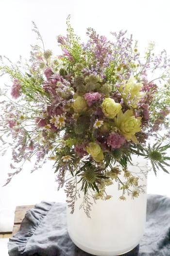 KACHAOさんのお正月花(ブーケ)_b0151911_23242907.jpg