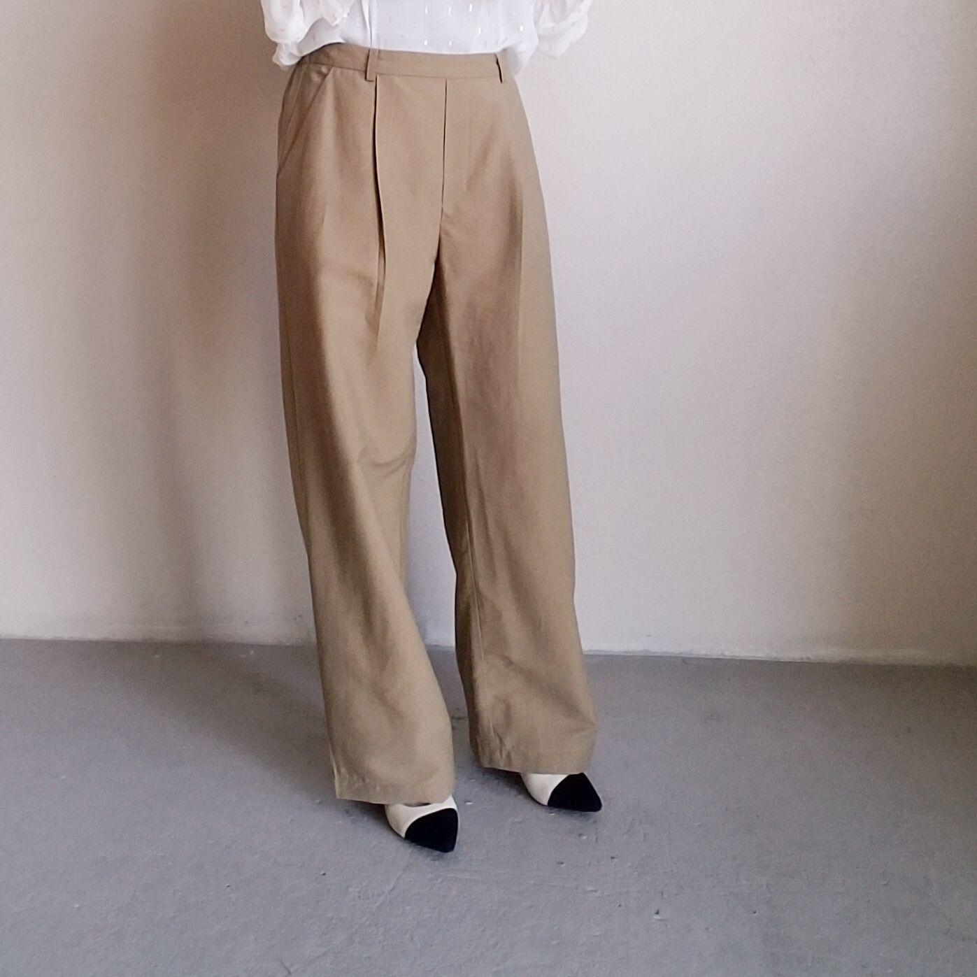 ☆ オリジナルワイドパンツも店頭に並んでます♡ ☆_e0103133_17400876.jpg
