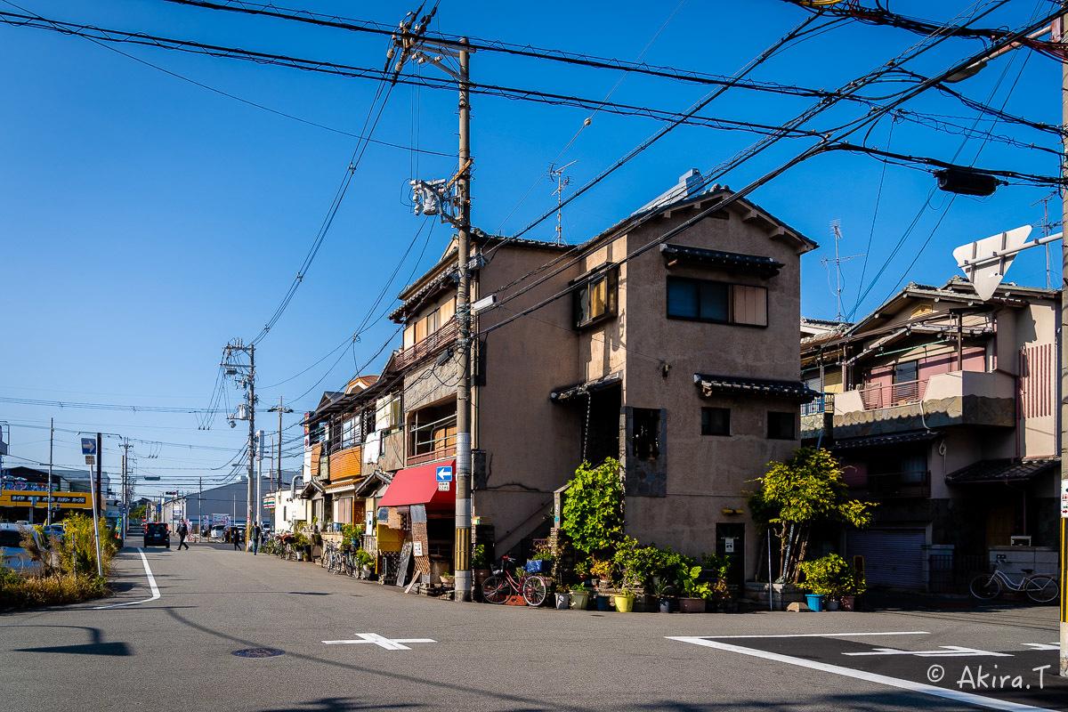 北加賀屋 -5-_f0152550_21450921.jpg