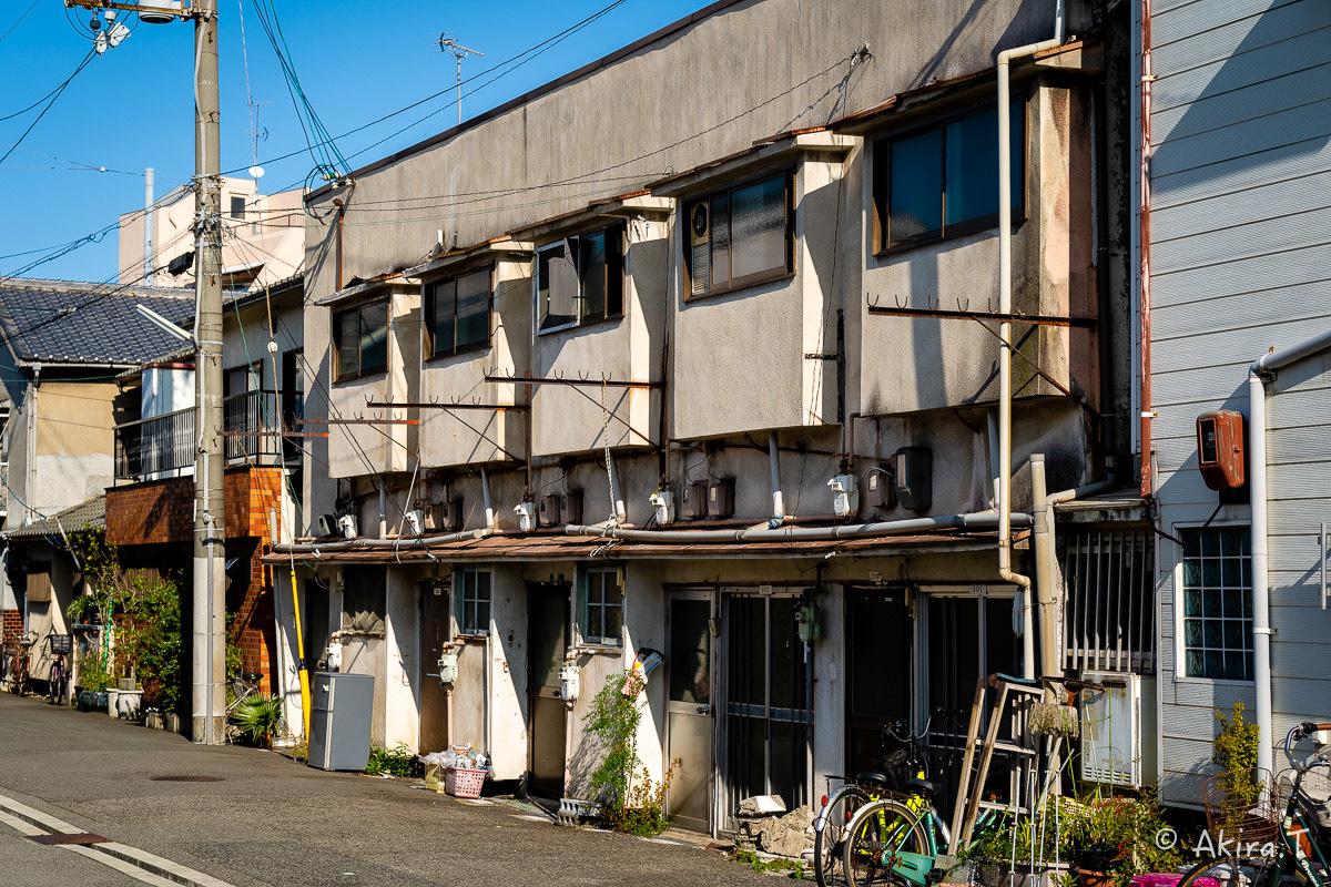 北加賀屋 -5-_f0152550_21471641.jpg