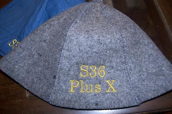 持ち込みのサウナ帽子にオリジナル刺繍をしました!_e0260759_11375360.jpg