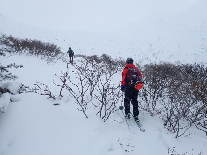 安達太良山(峰の辻まで)~ 2021年1月3日_f0170180_22003166.jpg