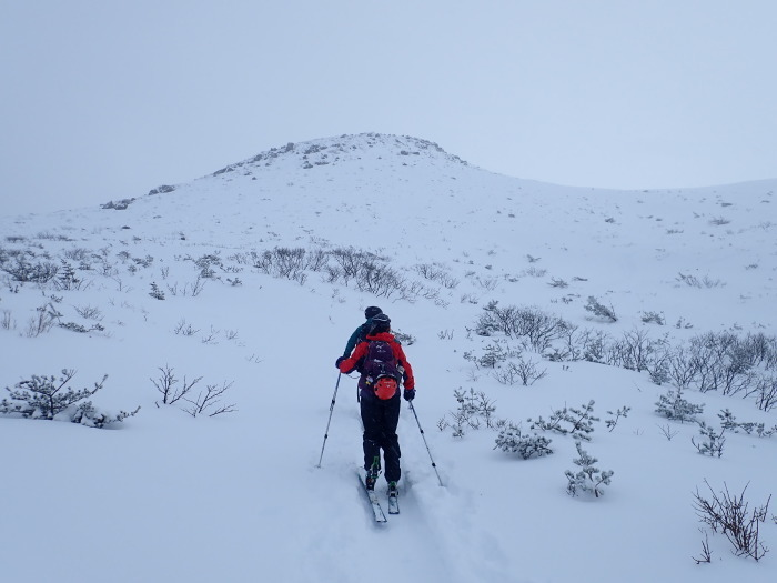 安達太良山(峰の辻まで)~ 2021年1月3日_f0170180_22010463.jpg