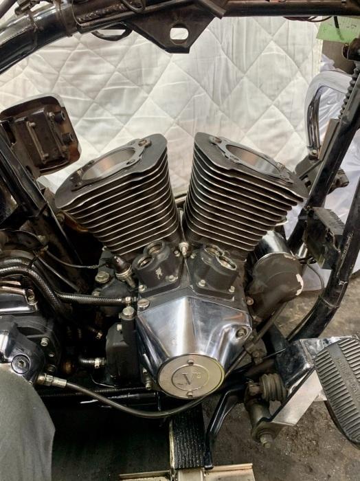 1994 FLSTN エンジン組み立て!_c0226202_19072827.jpeg