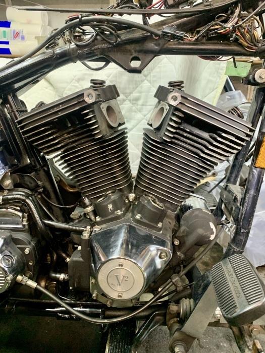 1994 FLSTN エンジン組み立て!_c0226202_19073476.jpeg