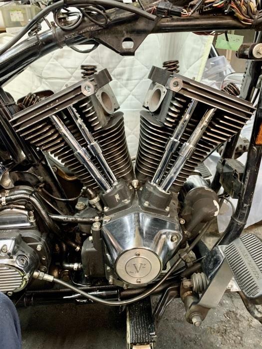 1994 FLSTN エンジン組み立て!_c0226202_19074539.jpeg