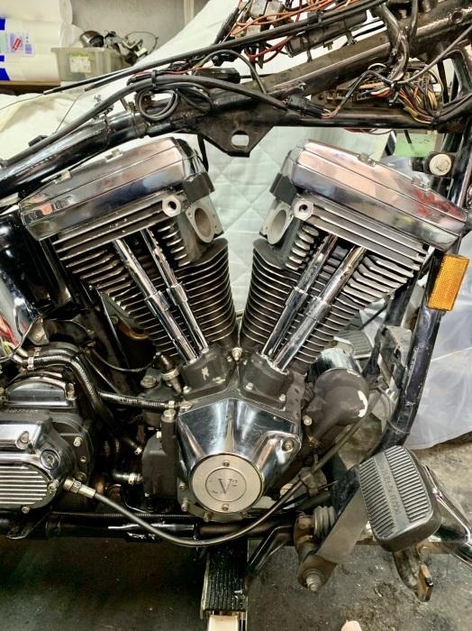 1994 FLSTN エンジン組み立て!_c0226202_19075284.jpeg