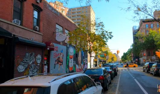 じわじわ、じっくりニューヨークの壁画巡り、イースト・ビレッジお散歩_b0007805_01074175.jpg