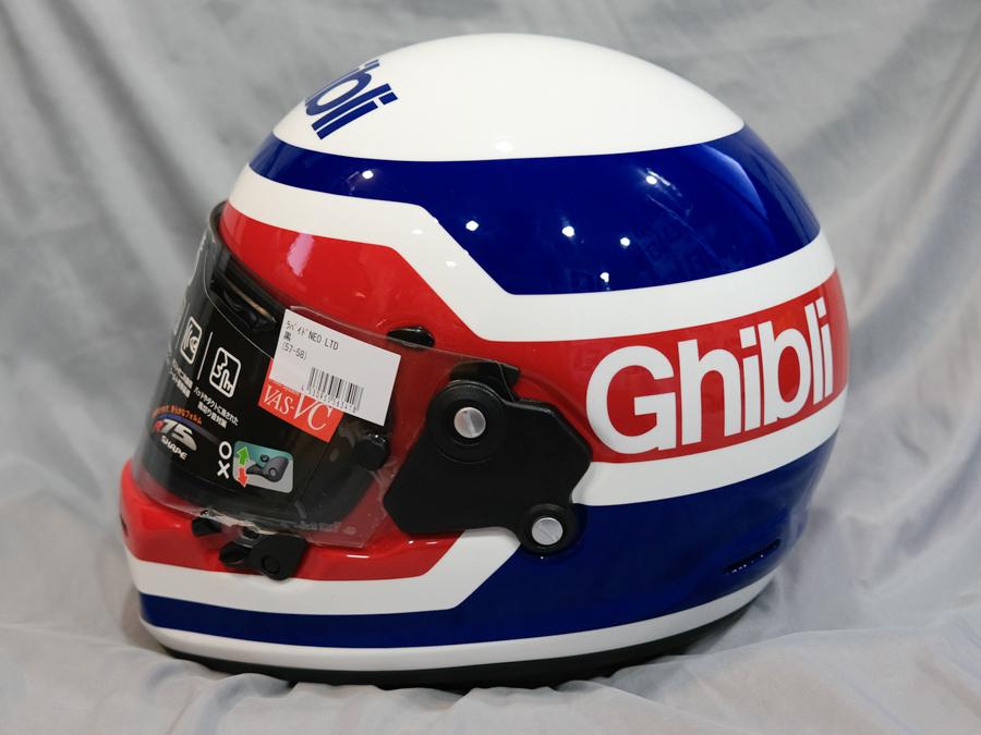 "Arai Helmet RAPIDE NEOX \""フランコ・ウンチーニ""レプリカ_f0369107_09394605.jpg"
