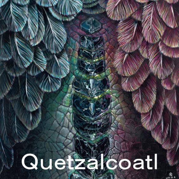 Quetzalcoatl 12 inch & Double 12inch、_f0141912_17155896.jpg