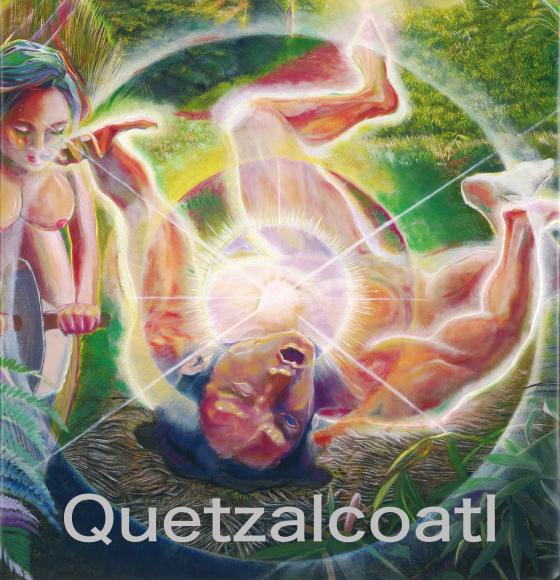 Quetzalcoatl 12 inch & Double 12inch、_f0141912_17160224.jpg