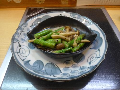 京都・祇園「小鍋屋いさきち」へ行く。_f0232060_23344393.jpg