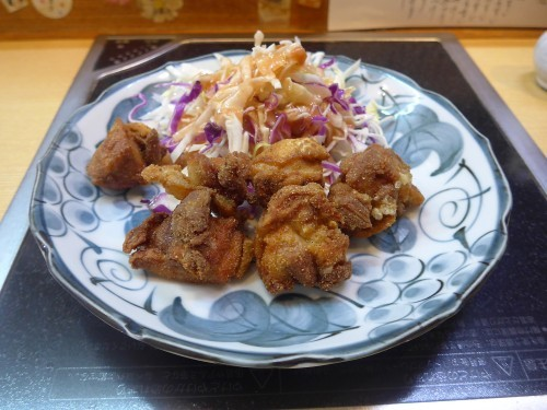 京都・祇園「小鍋屋いさきち」へ行く。_f0232060_23344700.jpg