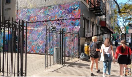 じわじわ、じっくりニューヨークの壁画巡り、Lower East Sideお散歩_b0007805_00211473.jpg