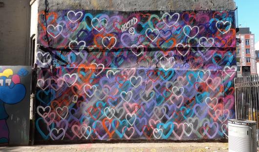 じわじわ、じっくりニューヨークの壁画巡り、Lower East Sideお散歩_b0007805_00214624.jpg