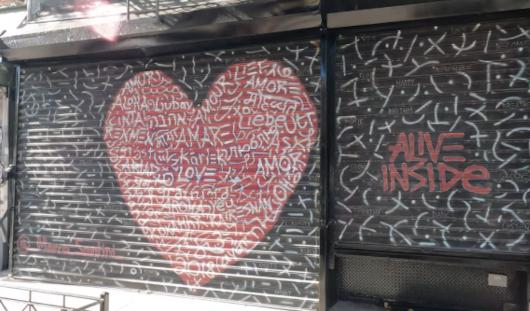 じわじわ、じっくりニューヨークの壁画巡り、Lower East Sideお散歩_b0007805_00234246.jpg