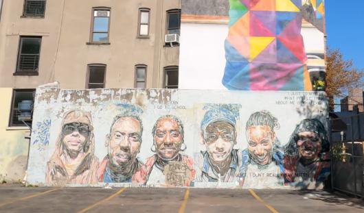 じわじわ、じっくりニューヨークの壁画巡り、Lower East Sideお散歩_b0007805_00240252.jpg