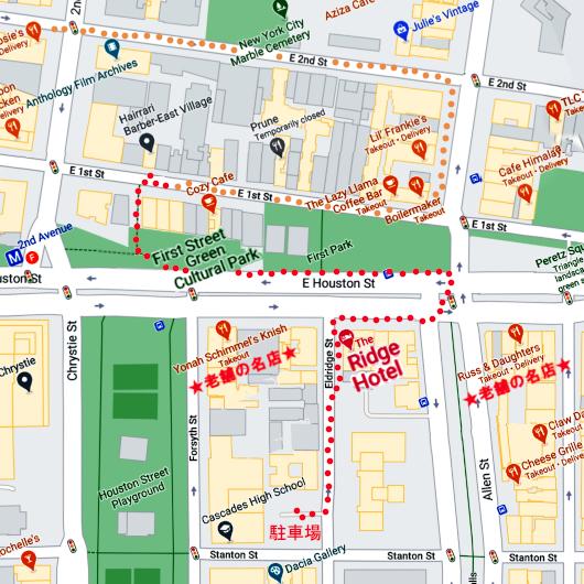 じわじわ、じっくりニューヨークの壁画巡り、Lower East Sideお散歩_b0007805_00274932.jpg
