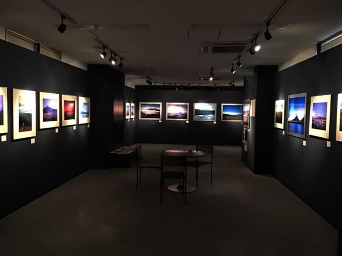 昨日から始まったギャラリー古都(京都)さんにての山下茂樹と仲間たち「富士山展19日まで開催しています。_a0158609_10445742.jpg