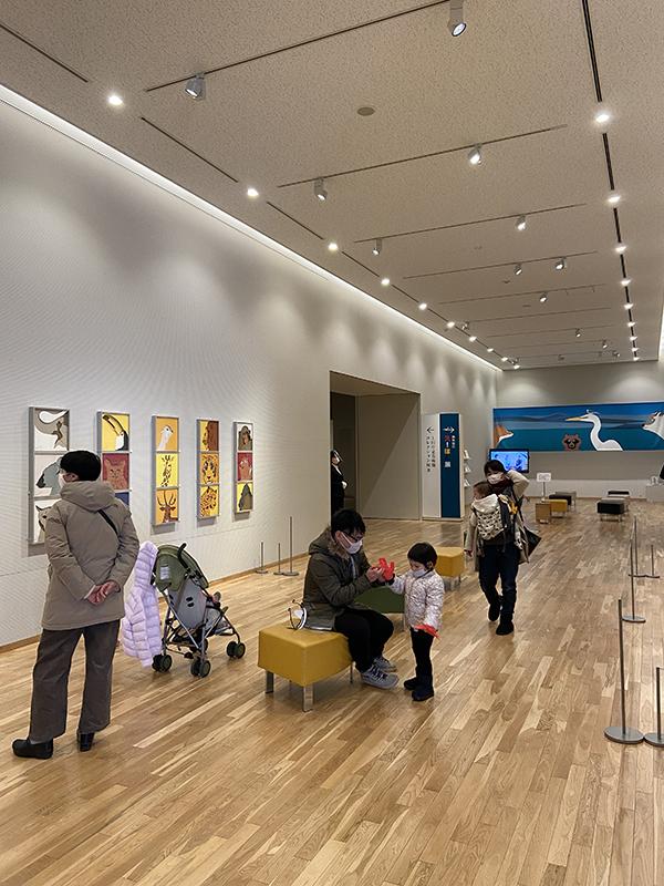 上田市美術館「え!ほん展」へ伺いました!_f0171840_14315293.jpg