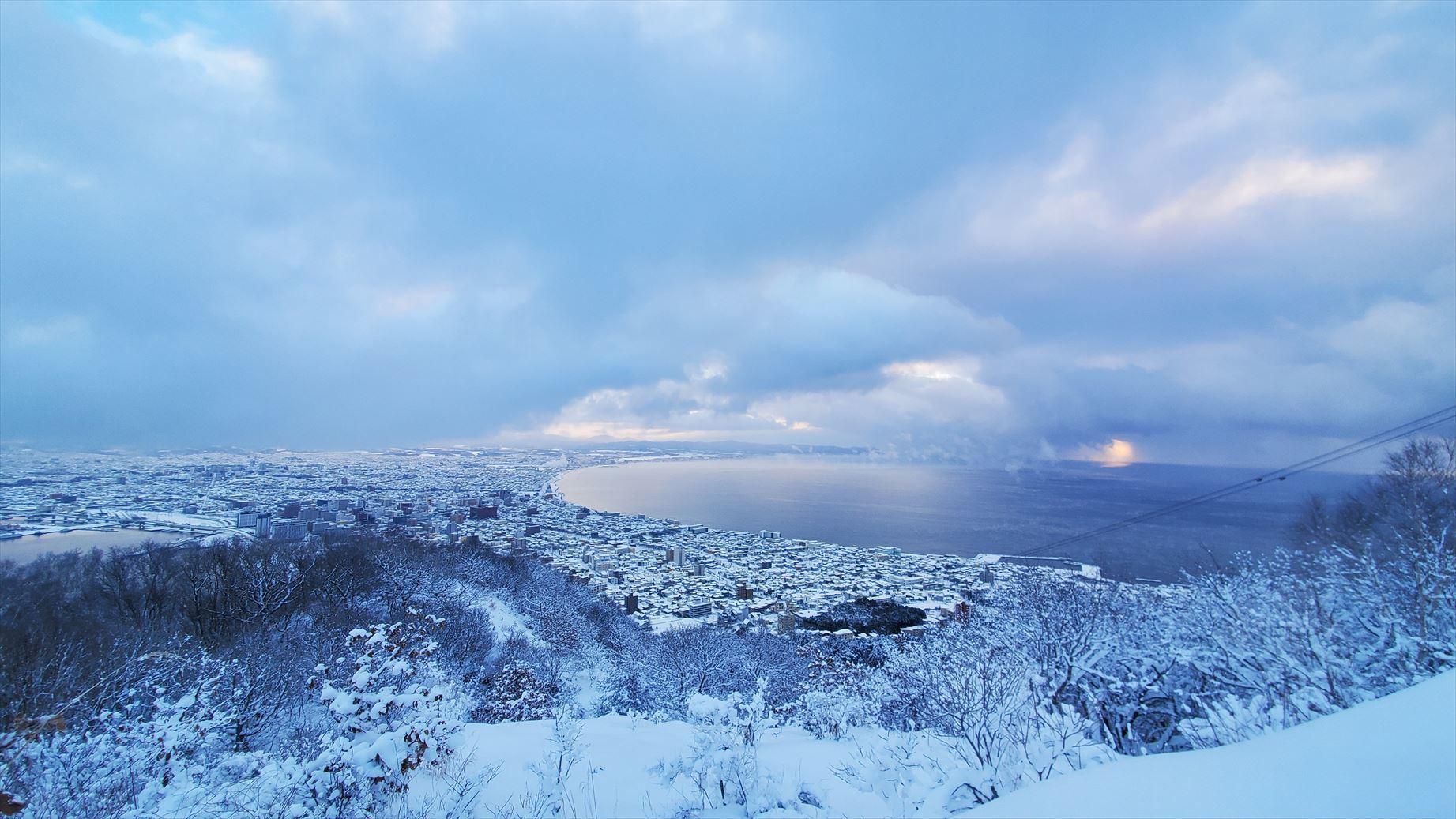 函館山通信 2021年1月8日号_e0145841_19395229.jpg