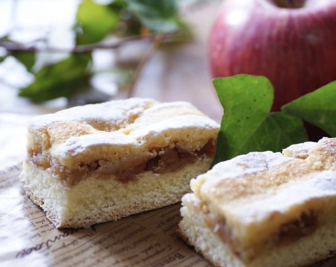 林檎とアーモンドのパン_f0103755_14334094.jpeg