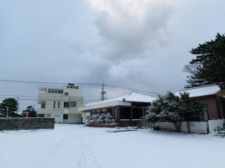久しぶりの大雪でした〜!_e0018678_15303594.jpeg