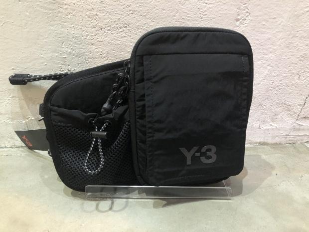 「Y-3 ワイスリー」CH3 CORD BUMBAG入荷です。_c0204280_12544561.jpg