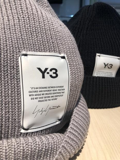「Y-3 ワイスリー」CAP・ニット帽入荷です。_c0204280_14024869.jpg
