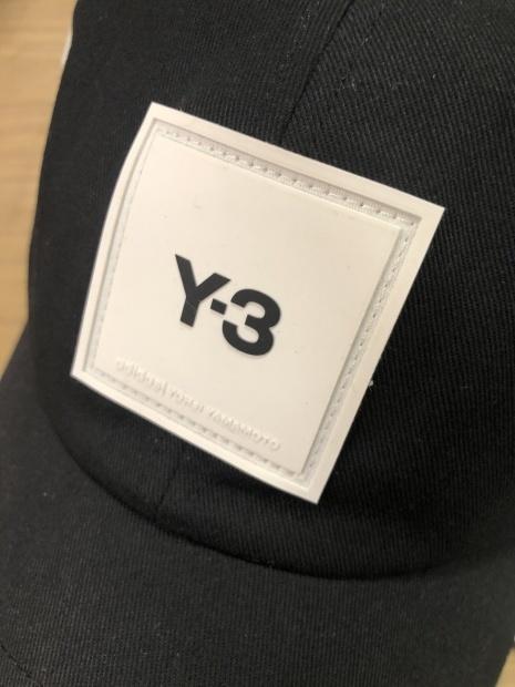 「Y-3 ワイスリー」CAP・ニット帽入荷です。_c0204280_14093192.jpg