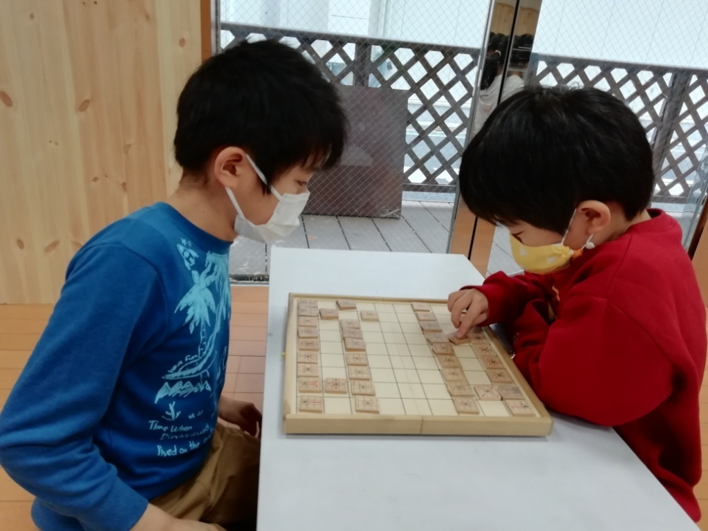 【Shogi Tournament】1月6日 『Zippykids 新春将棋大会』_f0225094_19440768.jpg