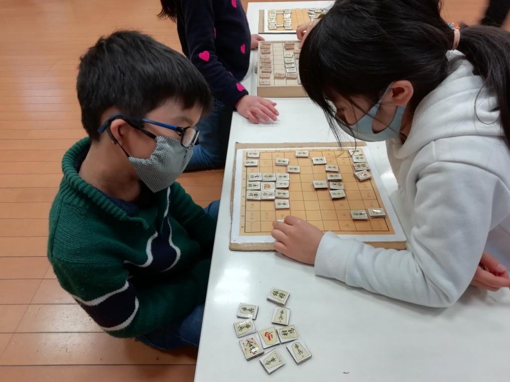 【Shogi Tournament】1月6日 『Zippykids 新春将棋大会』_f0225094_19441582.jpg