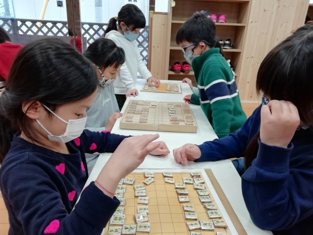 【Shogi Tournament】1月6日 『Zippykids 新春将棋大会』_f0225094_19442289.jpg