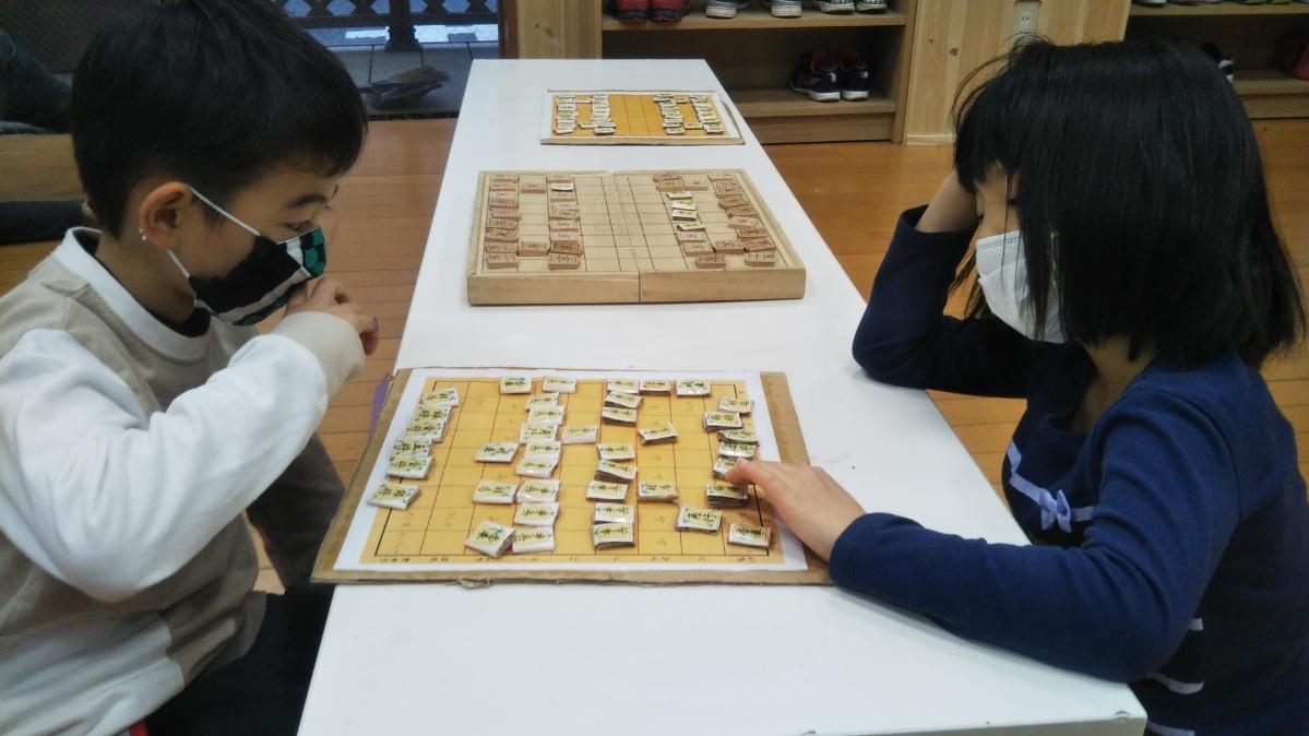 【Shogi Tournament】1月6日 『Zippykids 新春将棋大会』_f0225094_19443648.jpg