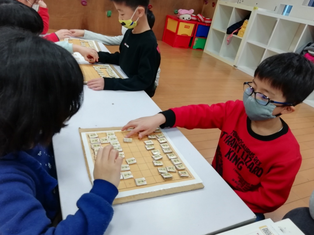 【Shogi Practice】1月4日 『将棋大会へ向けての練習』_f0225094_19504648.jpg