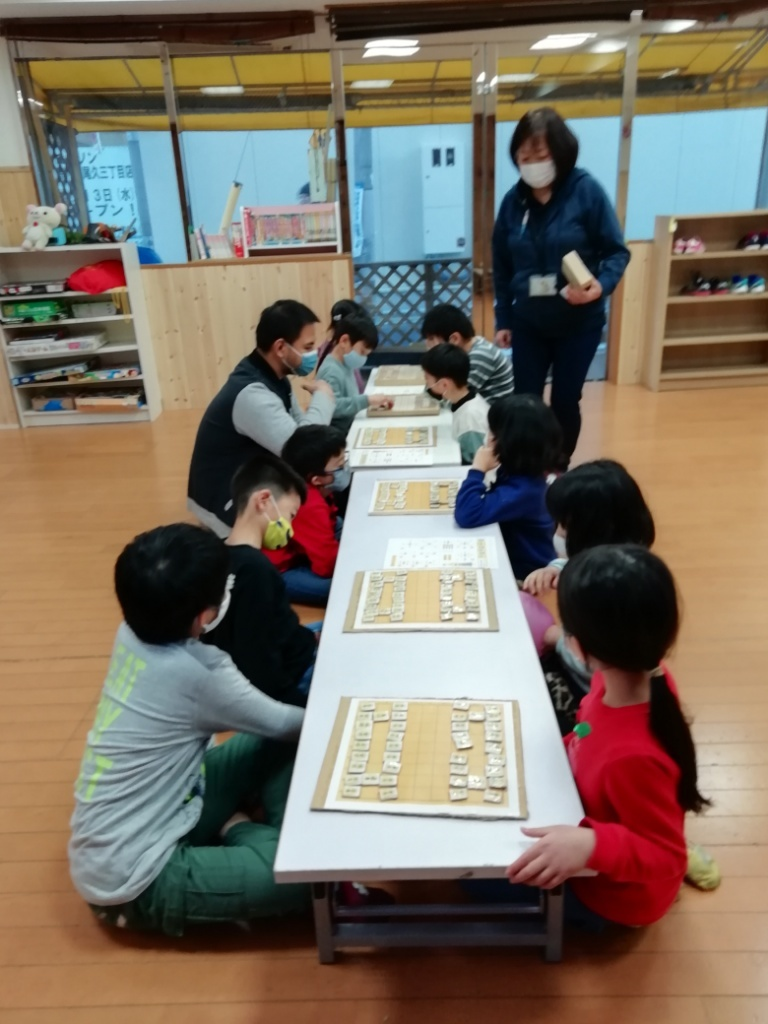 【Shogi Practice】1月4日 『将棋大会へ向けての練習』_f0225094_19510098.jpg