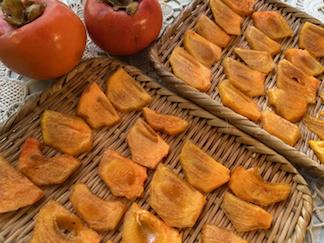 2021年も年初は無農薬で新宿産の柚子の香りに癒されて(^^) & 麻弥柿ドライフルーツ完成!&「麻弥カレンダー」web販売1月末までです!_c0118528_16573194.jpg