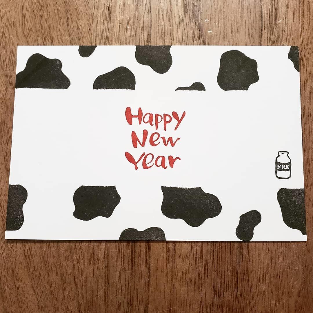 今年の年賀状は・・・_d0085328_11163037.jpg
