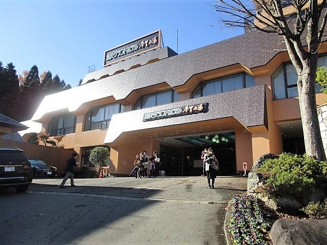 「湯沢グランドホテル」で朝食バイキング♪_c0169330_11433568.jpg
