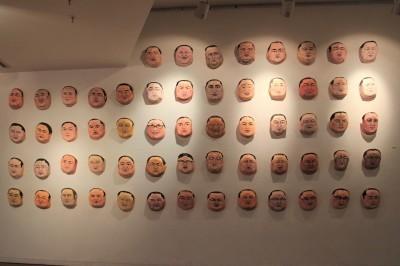 相撲力士の絵画作品に取り組む木村浩之展開催中!_d0178431_18373991.jpg