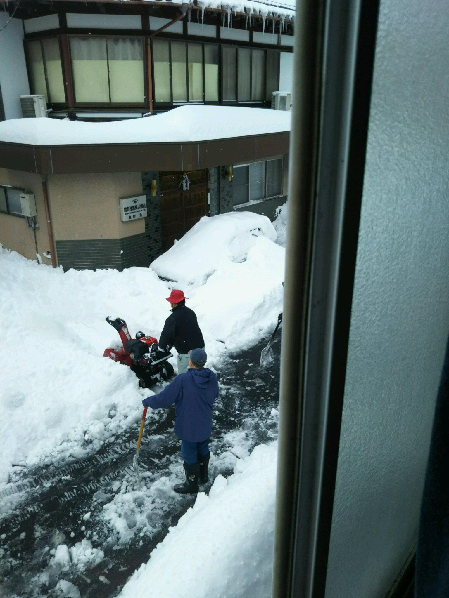 大雪です。_f0040734_14203110.jpg