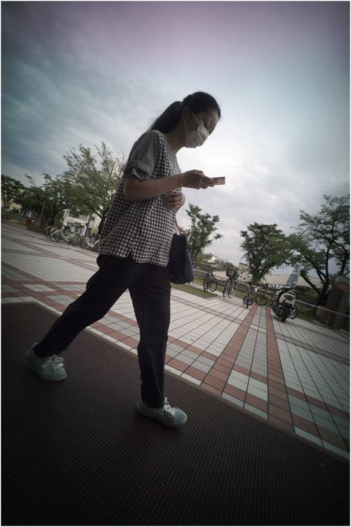 875.02 生き生きと(2020年5月30日ホロゴン15mmF8は勝手知ったる奈良町をのびのび散歩)2 心に音楽を_c0168172_23333837.jpg